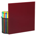 Maroon Plexiglass Sheets 2240