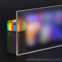 Sample Chips: Frosted Plexiglass Acrylic