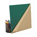 Green Plexiglass Sheet