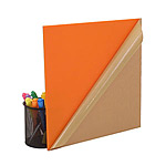 Orange Plexiglass Sheet
