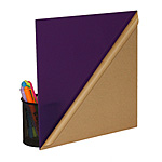 Purple Plexiglass Sheet