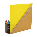 Yellow Plexiglass Sheet