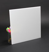 White Plexiglass Sheet 2447