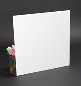 White Plexiglass Sheet 7328