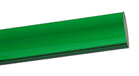 Acrylic Rod - Transparent Green