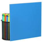 Blue Plexiglass Sheets 2648