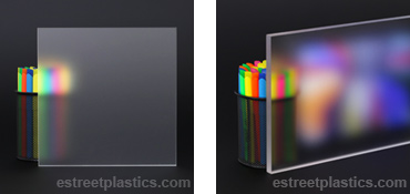 Frosted Plexiglass Acrylic Sheets