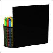 Black Polycarbonate Lexan Sheets