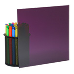 Transparent Purple Plexiglass Acrylic Sheets 3730