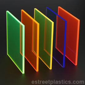 Plexiglass Acrylic And Other Plastics Precut Sheets Or