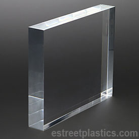 plexiglass polished edges