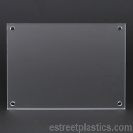 custom cut plexiglass sheets